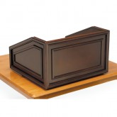 lectern - Removable Top (front view)