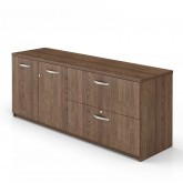 Credenza - with file & storage