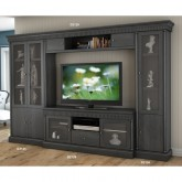 ENTERTAINMENT UNITS/ FIREPLACES