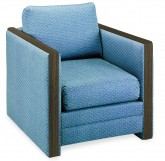 Chair  (with wood trim)