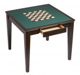 Square Games Table w/drawer