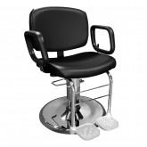 Access hydraulic all-purpose salon chair